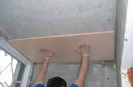 Як утеплити стелю своїми руками