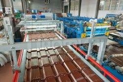 Виробництво металочерепиці Каскад